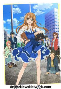 Sentai Filmworks Reveals Golden Time Anime's English Dub ...