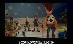 Kingdom Hearts III revela Toy Story World, lanzamiento de 2018