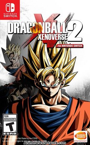 Dragon Ball Xenoverse 2 Switch Version vende 500,000 copias
