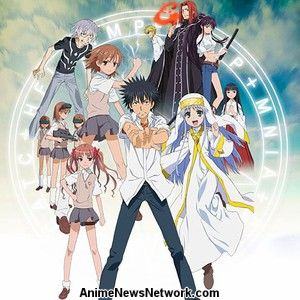 A Certain Magical Index Season 3 Briefly Listed By Animax Shows