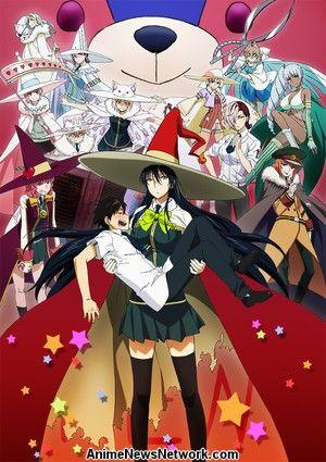 To Love-Ru Darkness Manga Gets New Original Video Anime DVD - News ...