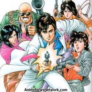 City Hunter Manga Obtiene Película de Acción en Vivo Francesa de Phil