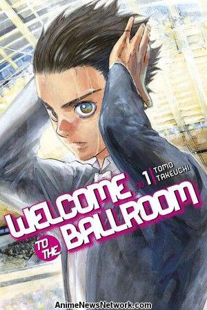 Ballroom e Yōkoso.