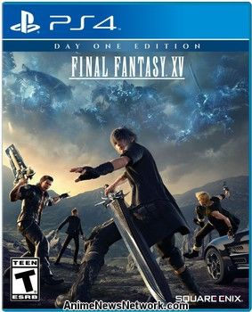 Final Fantasy XV 'Magitek Exosuit' DLC llega a la actualización gratu