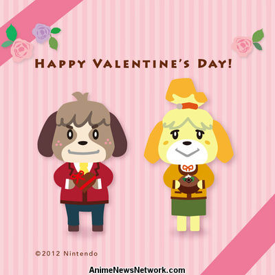 Valentines day greetings anime style part iii interest animal crossing m4hsunfo Images