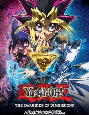 Yu-Gi-Oh!: The Dark Side of Dimensions Film Surpasses 1 Billion Yen at Box Office