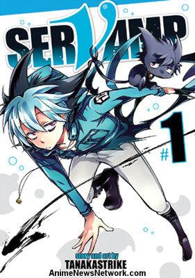 El primer video de Servamp Anime Film revela el estreno de la primaver