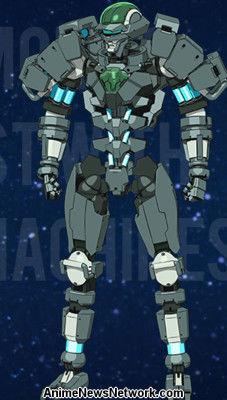 grayman.png Nhà sản xuất tiếp tục tung thêm Trailer quảng cáo cho bộ Anime ID 0!