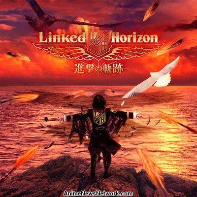 Openings de l'anime Linkedhorizon