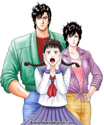 Ryô, Kaori et une lycéenne ???