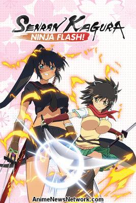 Senran Kagura Games Consigue la 2ª Temporada Anime de TV