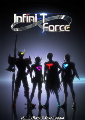 Infini-T Force Hero El vídeo promocional de Anime revela flumpool The