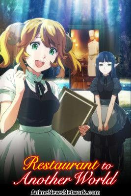 Funimation revela restaurante a otro mundo Anime's English Dub Cast