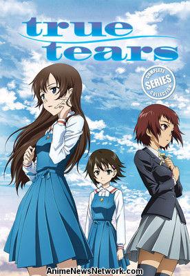 Crunchyroll agrega lágrimas verdaderas, Shining Tears X Wind Anime al