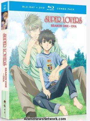 Funimation para lanzar la patrulla espacial Luluco, Super Lovers Anim