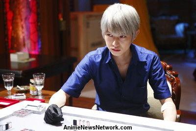 La segunda temporada de Akagi Series de Live-Action agrega más