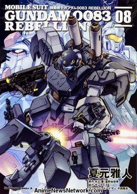 Mobile Suit Gundam 0083 Rebelión Manga entra en el Arco Final