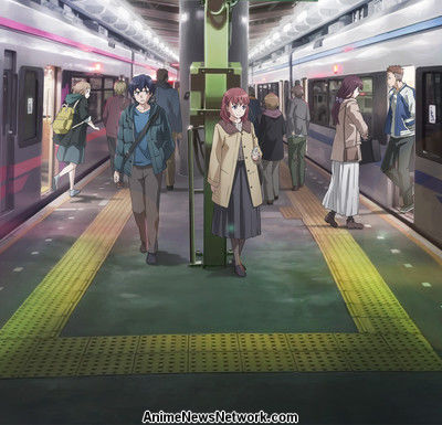 justbecause newvisual Just Because! Anime's Trailers Preview the OP & ED Songs