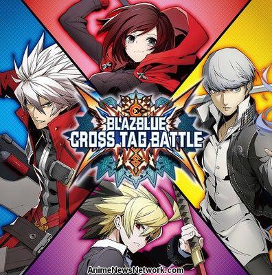BlazBlue: Cross Tag Battle debuta en Norteamérica el 5 de junio con Bl