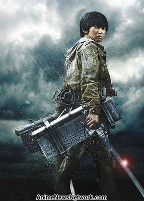 hongou large Live action Attack On Titan tung trailer mới!