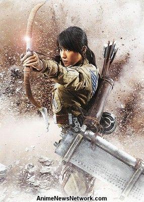 sakuraba large Live action Attack On Titan tung trailer mới!