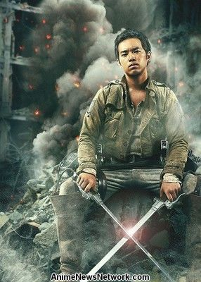 takahiro large Live action Attack On Titan tung trailer mới!