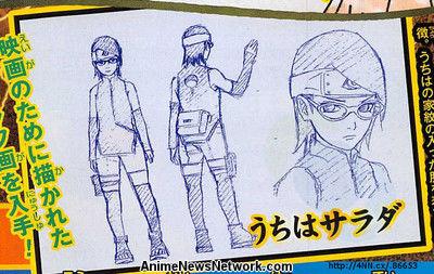 Naruto the Movie 2015, un nouveau Film annoncé