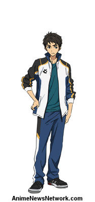 sosuke 1.png High Speed! Free! Starting Days Film Adds More Cast Members