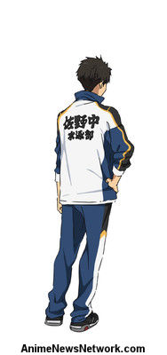 sosuke 3.png High Speed! Free! Starting Days Film Adds More Cast Members