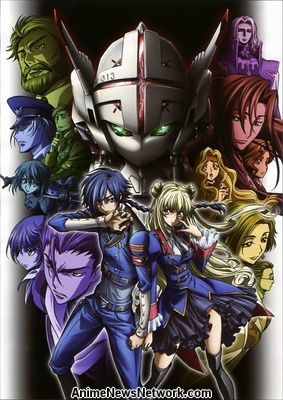 Image result for Funimation Reveals More Code Geass: Akito the Exiled English Dub Cast Members