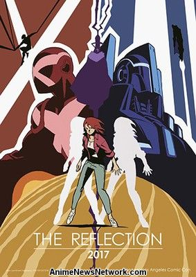 Funimation revela la reflexión Anime Inglés Simuldub Cast