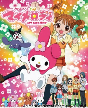 Sanrio's Onegai My Melody Character/Anime Gets 1st Film ...