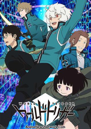 Poster promocional de World Trigger