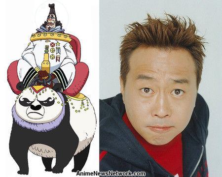 One Piece Gold (Neuer Film) - Seite 3 Mimura