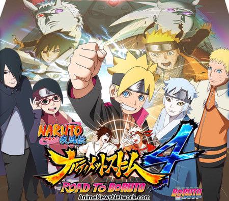 Naruto Shippūden: Ultimate Ninja Storm 4's 'Road to Boruto ...