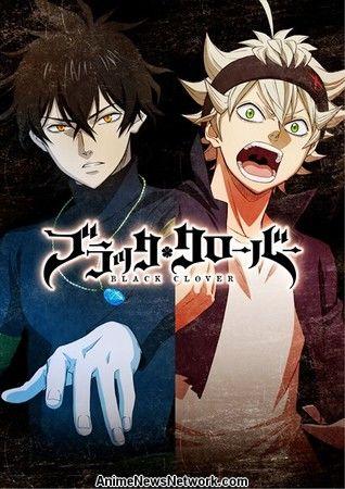 Crunchyroll para transmitir Black Clover Anime Series A partir de oct