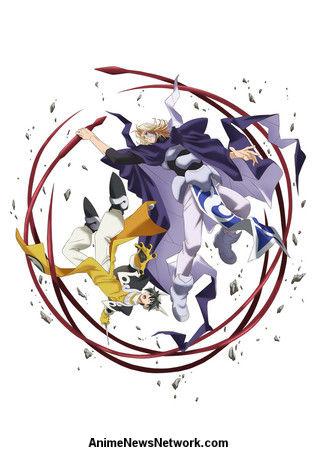 El nuevo Hoshin Engi Anime revela 11 diseños de personajes