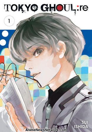 Ghoul de Tokio: reveló el personal principal de Anime