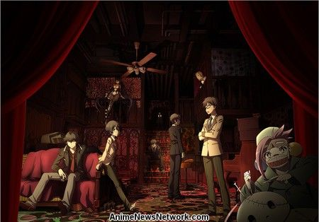 Ranpo Kitan: Game of Laplace Anime obtiene 2nd Stage Play