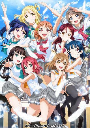 "Anime ""Love Live! Sunshine!!"" Akan Mendapatkan Movie!!"