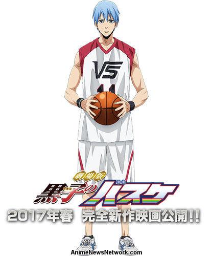 Kuroko's Basketball Film Adapting Extra Game Manga Reveals