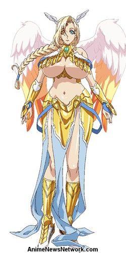 sariel Hé lộ thiết kế 7 nữ thần sexy trong anime Nanatsu no Bitoku
