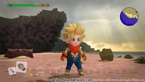 dragon quest builders how to carry water