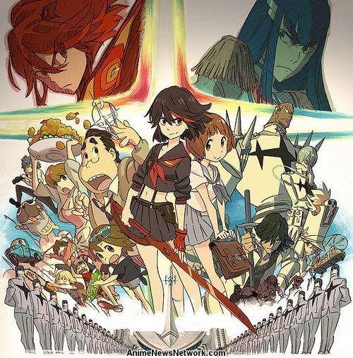 Kill la Kill - Successor to Gurren Lagann and the Hypest Anime of 2013 A15336-2833086303.1378835838