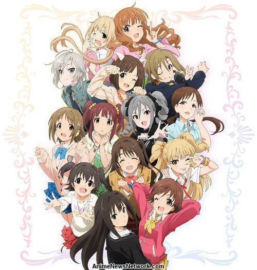 Номинанты ежегодной премии Newtype Anime Awards