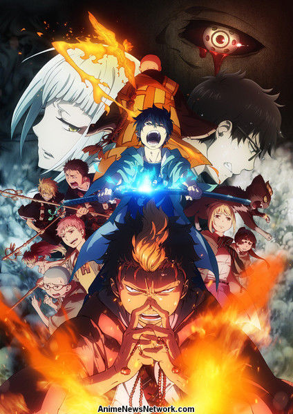 Ao no Exorcist S2 Sub Indo Download Gratis