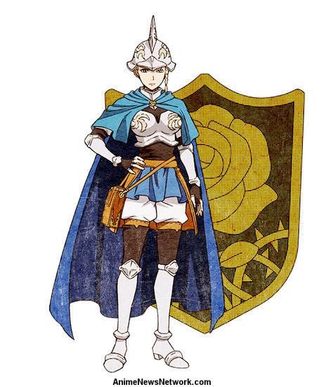 charlotte.png Một đứa con nữa của Shounen Jump có anime   Black Clover sẽ ra mắt vào tháng 10 năm nay