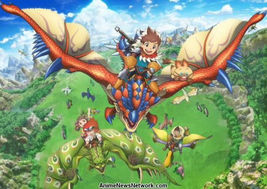 Monster Hunter Stories amiibo Revealed As Release Date Locked