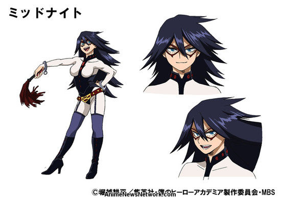 My Hero Academia Anime Reveals Character Designs For Ua Teachers - News - Anime News Network-1745