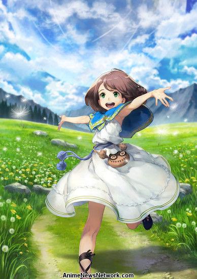 Liden Films, la original canción perdida de Dwango Anime estrena en N